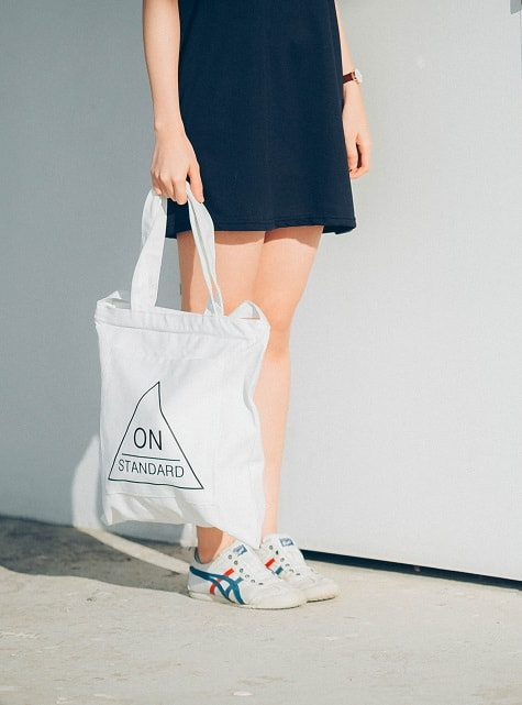 The cute bag for a cute girl